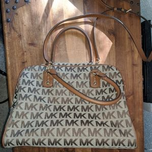 Michael Kors Signature Satchel